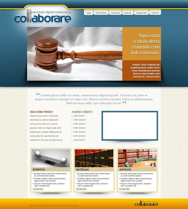 Collaborare Educação Digital Colaborativa (conceito)
